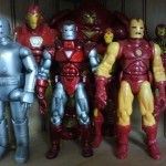 JC's Marvel Legends Figures - Iron Man