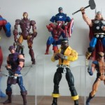 JC's Marvel Legends Figures - Avengers