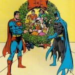 Superman Batman Christmas