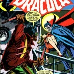Tomb of Dracula #10 from 1976